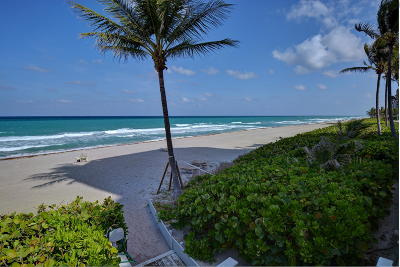 Highland Beach Rental For Rent: 2917 S Ocean Boulevard #902