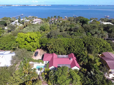 Sewalls Point Single Family Home For Sale: 71 S Sewalls Point Road