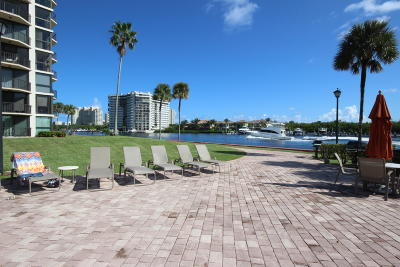 Boca Raton Condo For Sale: 859 Jeffery Street # 308