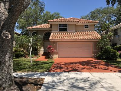 Cooper City Single Family Home For Sale: 11095 Bismarck Place