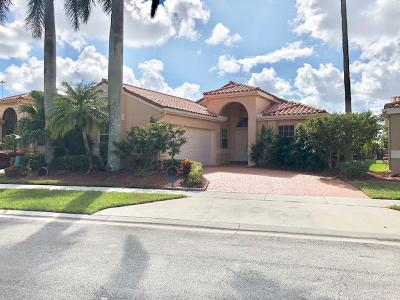 Boca Raton Single Family Home For Sale: 8010 Nadmar Avenue