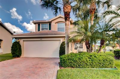 Greenacres Single Family Home For Sale: 5400 Sealine Boulevard
