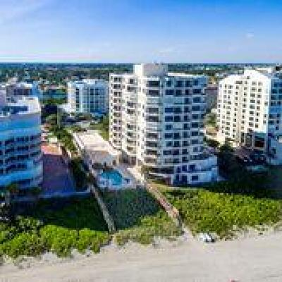 Highland Beach Condo For Sale: 3201 S Ocean Boulevard #303