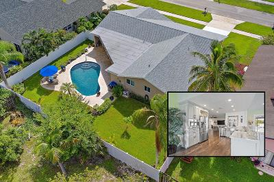 Boca Raton FL Single Family Home For Sale: $559,788