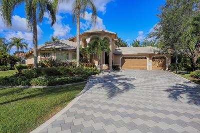 Parkland Single Family Home For Sale: 7247 NW 68th Drive