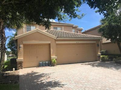 Lake Worth Single Family Home For Sale: 10250 Clubhouse Turn Road