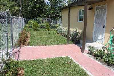 Delray Beach Rental For Rent: 401 NW 1st Street
