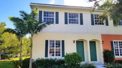 Pompano Beach Townhouse For Sale: 185 SW 6th Place