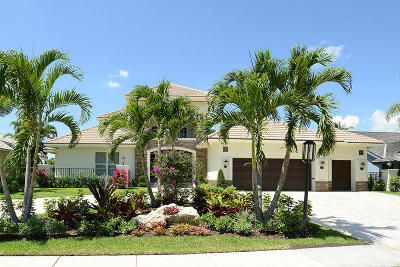 Boca Grove, Boca Grove Cc, Boca Grove Chateau, Boca Grove Los Reyos, Boca Grove Plantation, Boca Grove***gardens In The Grove***, Boca Grove/Chateau, Boca Grove/Coventry, Boca Grove/Gardens In The Grove Single Family Home Contingent: 7189 Valencia Drive
