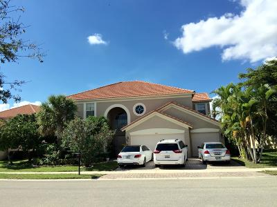 West Palm Beach Single Family Home For Sale: 3911 Hamilton