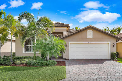 Boynton Beach Single Family Home For Sale: 12126 Neptune Peak Drive