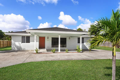 Boca Raton Single Family Home For Sale: 3601 NW 2nd Avenue