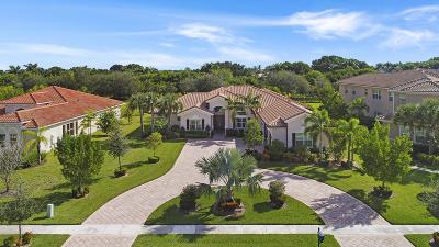 Palm Beach Gardens Single Family Home For Sale: 7840 Arbor Crest Way