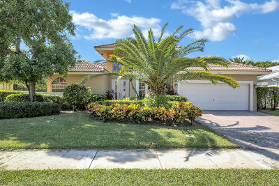 Boca Raton, Delray Beach, Boynton Beach Single Family Home For Sale: 7618 La Corniche Circle
