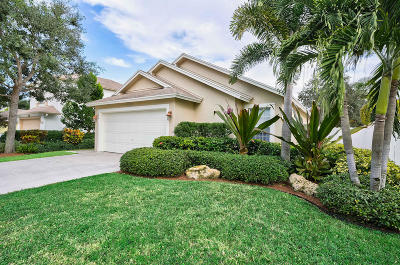 Jupiter Single Family Home For Sale: 146 Pennock Landing Circle