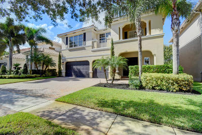 Boynton Beach Single Family Home For Sale: 9701 Cobblestone Creek Drive