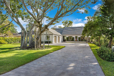 Palm Beach County Single Family Home For Sale: 11980 Longwood Green Drive