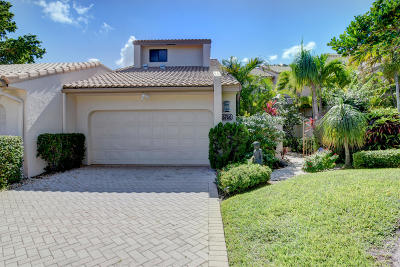 Boca Raton, Delray Beach, Boynton Beach Townhouse For Sale: 6766 Woodbridge Drive