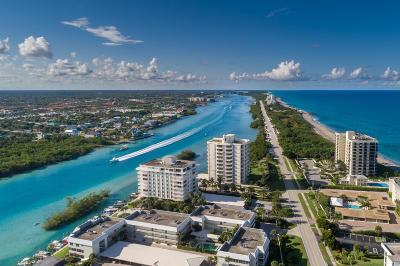 Jupiter Condo For Sale: 400 Beach Road #601