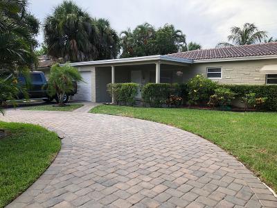 Boca Raton Rental For Rent: 383 NE 31st Street