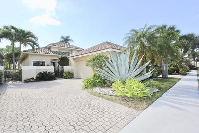 Boca Raton Single Family Home For Sale: 5204 Via De Amalfi Drive