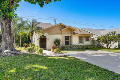 Delray Beach Single Family Home For Sale: 610 NW 32nd Avenue