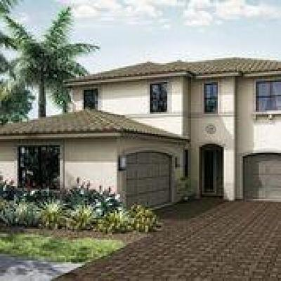 Lake Worth Single Family Home For Sale: 7152 Estero Drive