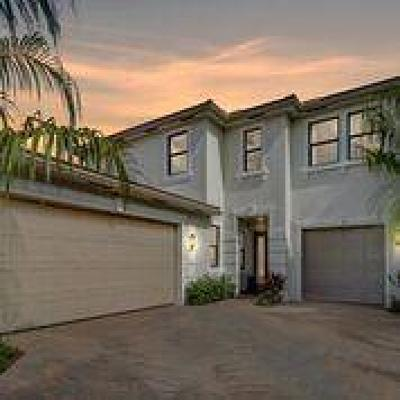 Lake Worth Single Family Home For Sale: 7153 Estero Drive