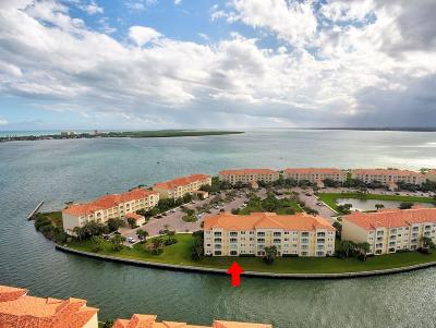 Fort Pierce Condo For Sale: 19 Harbour Isle Drive W #105