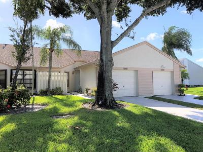 Boynton Beach Single Family Home For Sale: 12202 Forest Greens Drive