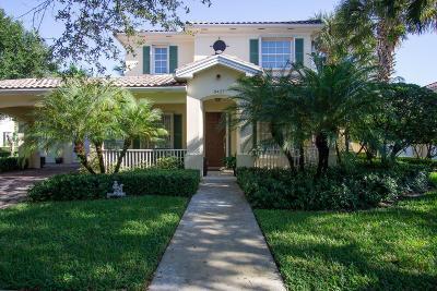 Wellington Single Family Home For Sale: 8437 Arima Lane