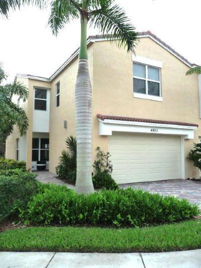 Boca Raton Rental For Rent: 4882 NW 16th Terrace