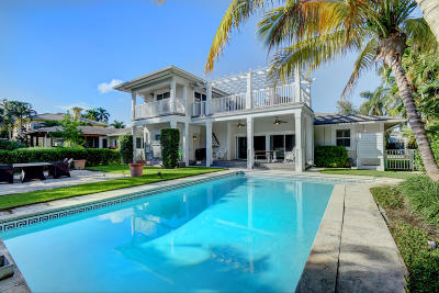 Delray Beach Rental For Rent: 1110 Seaspray Avenue