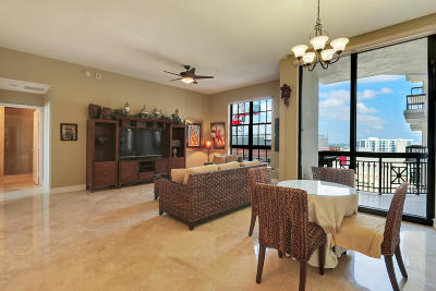 West Palm Beach Condo For Sale: 701 S Olive Avenue #1527
