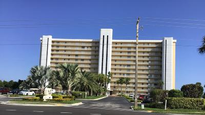 Fort Pierce Condo For Sale: 3200 Hwy A1a #808