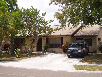 Lake Worth, Lakeworth Single Family Home For Sale: 5553 Haverford Way