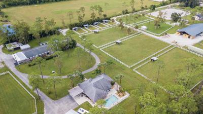 Loxahatchee Single Family Home For Sale: 13161 11th Lane