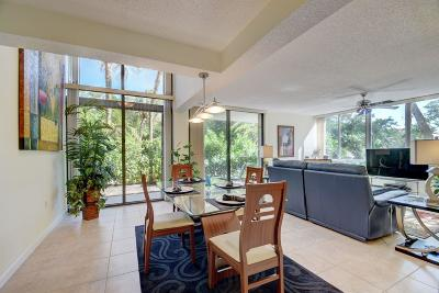 Highland Beach Condo For Sale: 3908 S Ocean Boulevard #128