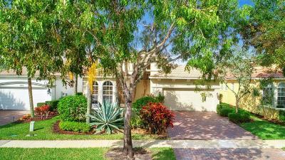 Wellington Single Family Home For Sale: 9601 Via Elegante
