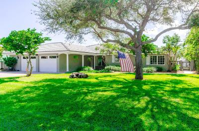 Fort Pierce Single Family Home For Sale: 1667 Thumb Point Drive