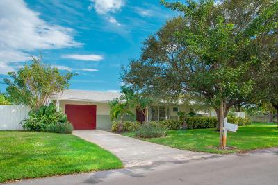 Boca Raton Rental For Rent: 3400 NE 5th Avenue