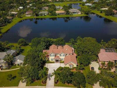 Palm City Single Family Home For Sale: 5332 SW Orchid Bay Drive