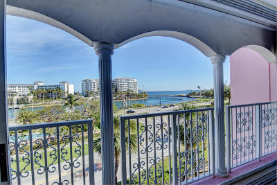 Boca Raton Condo For Sale: 1001 E Camino Real #407