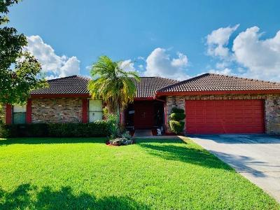 Coral Springs Single Family Home For Sale: 4018 NW 73rd Avenue