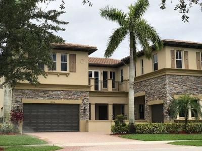 Parkland Single Family Home For Sale: 7828 NW 112th Way