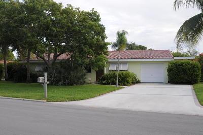Boca Raton Rental For Rent: 410 NE 36th Street