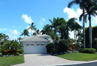 Boca Raton, Delray Beach, Boynton Beach Single Family Home For Sale: 2143 NW 60 Circle #2143