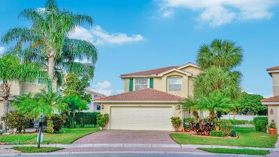 Greenacres Single Family Home For Sale: 5035 Polaris Cove