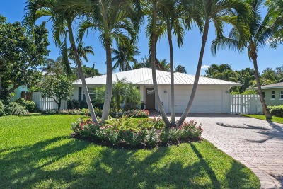 Delray Beach Single Family Home For Sale: 308 NW 17th Street