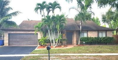 Cooper City Single Family Home For Sale: 5169 SW 87th Avenue